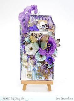 Mixed Media & Art: May moodboard by Inna Bronnikova