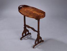 Emile Gallé - Table - Catawiki Art Nouveau Furniture, Table, Carving, The Originals, Antiques, Home Decor, Antiquities, Antique, Decoration Home