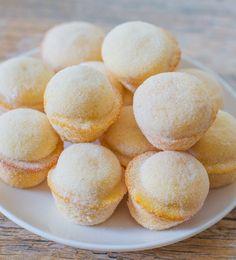 Sugar Donut Muffins | Kirbie's Cravings | A San Diego food blog