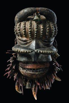 Nge Ceremonial Mask