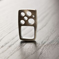 Gustavo Delgado Joyas - Silver Collection - Rings