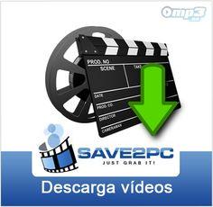 Descarga vídeos con Save2pc  Este programa permite descargar vídeos de cualquiera de los servidores multimedia online. De esta forma, tus vídeos favoritos de YouTube, DailyMotion, entre otros, pueden estar para siempre en tu PC. Descarga Save2pc desde aquí:  http://descargar.mp3.es/lv/group/view/kl54412/save2pc_Full.htm?utm_source=pinterest_medium=socialmedia_campaign=socialmedia  ¿Ya lo utilizaste? ¿Cuál es tu experiencia?
