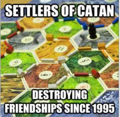 Afbeeldingsresultaat voor kolonisten van catan meme