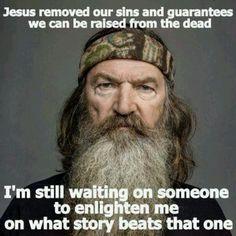 LOL...Amen Phil!!