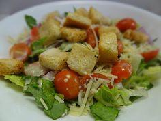 Almost Caesar Salad Dressing Recipe