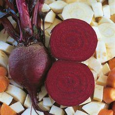 Beetroot Detroit Globe ORGANIC Seeds - Irish Plants Direct