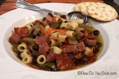 How Do You Cook.com: Crock Pot Spicy Black Bean, Ham and Chorizo Soup
