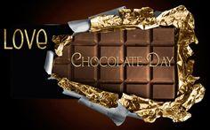 Petite Sweet Deco: LOVE Chocolate Day
