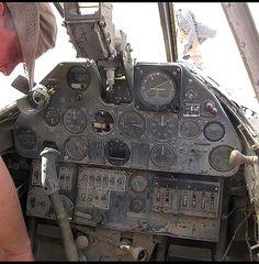 Crash-landed RAF warplane found in Sahara