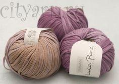 Пряжа Lana Grossa Panama - Распродажа <- Пряжа для ручного вязания - Каталог | Пряжа для города