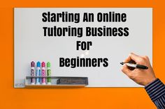 If you are considering starting a tutoring business, it can be overwhelming to know where to start. There are so many things that need to be considered before getting started. #11plus #colchester #essex #business #students #tutors #school Tutoring Business, Social Media Outlets, Math Tutor, Grammar School, How Do You Find, Online Tutoring, Word Out, Working With Children, Starting A Business