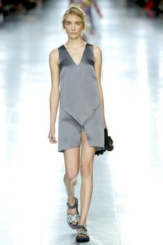 Christopher Kane Spring 2012 Ready-to-Wear - Collection - Gallery - Look 1 - Style.com