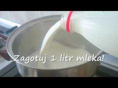 Jak zrobić jogurt w domu w 10 minut? - YouTube
