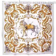 "Cheval Turc (from <a href=""http://piwigo.hermesscarf.com/picture?/2846/category/Home"">HSCI Hermes Scarf Photo Catalogue</a>)"
