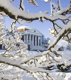 The Rotunda, University of Virginia, Charlottesville, Virginia