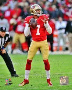 Colin #Kaepernick San Francisco 49ers 2012 NFL Action Photo