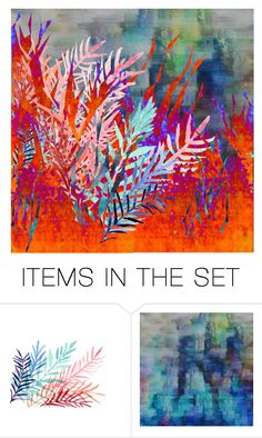 """""""the fire"""" by alodo ❤ liked on Polyvore featuring art"""