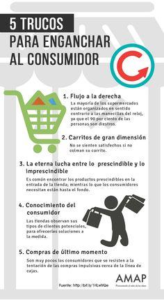 5 trucos para enganchar al consumidor