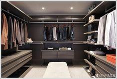 The Master's Sweet Suite Within 1333 Jones Walk In Closet Design, Wardrobe Design, Closet Designs, Wardrobe Room, Wardrobe Furniture, Modern Closet, Home Room Design, Master Bedroom Closet, Luxury Closet
