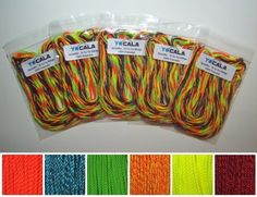 60 Yoyo Strings by Yocala - Multi Colored Sample Packs - 100% polyester by Yocala. $6.95. 5 packs of our 12 multicolored yo-yo strings sampler for a total of 60 yo-yo strings.  Made from durable, high-quality 100% polyester materials, these strings are made to last longer.  The extra length strings also accommodate a wider range of player heights.   *Measured without finger loop tied. The finger loop comes untied for easier adjustment. Instructions are included on how to d...