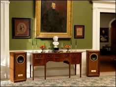 Speakers  Tannoy prestige gold reference (fb)