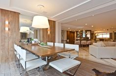 Apartamento 600 m² em Curitiba/Paraná, Brasil, Perffectta Arquitetos Associados. II