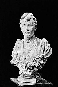 Sofia Vasilyevna Korvin-Krukovskaya(1850–1891), was a Russian mathematician who made noteworthy contributions toanalysis,partial differential equationsand mechanics. She was the first major Russian femalemathematicianand a pioneer for women in mathematics around the world. She was the first woman appointed to afull professorshipin Northern Europe and was also one of the first women to work for a scientific journal as an editor.