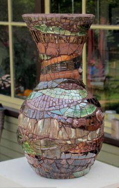 Big Brown Vase