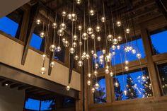 Дизайн интерьера загородного дома от Studio V