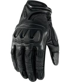 Overlord Resistance Glove - Stealth | Products | Ride Icon