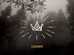 Crown logo / repinned on toby designs