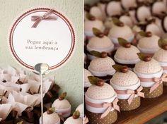 Cupcake | Constance Zahn - Blog de casamento para noivas antenadas.