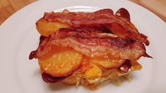 Rakott burgonya Rakott krumpli / Szoky konyhája  / Hungarian Recipes, French Toast, Bacon, The Creator, Yummy Food, Breakfast, Youtube, Food Food, Morning Coffee