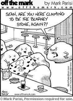 Sean, are you here claiming to be the blarney stone, again? St Pattys, St Patricks Day, Saint Patricks, Irish Independence, Blarney Stone, Irish Language, Irish Quotes, St Paddys Day, Irish Eyes