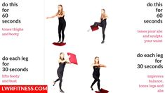 Toning Exercises for Women - with just a cushion you can lift and sculpt your entire body- these 4 moves not only tone you up but they also increase your calorie burn and improve your balance and flexibility . Lucy xx fitness and exercises Home Fitness Workouts, Toning Workouts, Yoga Fitness, At Home Workouts, Fitness Motivation, Health Fitness, Physical Fitness, Fitness Expert, Yoga Exercises
