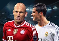 Welcome to sportmasta's Blog.: Ronaldo, Messi, Robben - who will win the 2013-14 ...