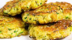 оладушки_кабачки Tasty Dishes, Tandoori Chicken, Salmon Burgers, Meals, Ethnic Recipes, Food, Meal, Essen, Yemek