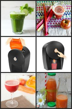 Ten freshly squeezed juice recipes and the fabulous new JUlaVIE juicer. http://juicerblendercenter.com/choosing-the-best-masticating-juicer/