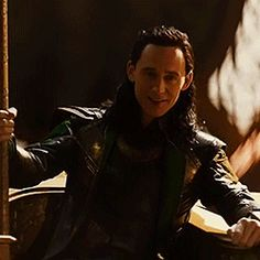 Loki (gif) if I could just get that last part on a shirt please and thank you