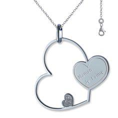 Cadeau-Express: pour la fête des mères, comme dire à votre maman que vous l'aimez? Avec ce bijou original pour maman !