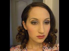 1930s Makeup