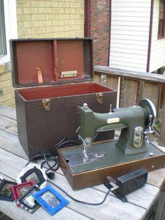 dressmaster sewing machine value