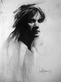 At the request of a teammate I am showing this charcoal series. 6 hour drawings from live models. Really look first, measure twice, mark once. You got to get some technique before you get that style!