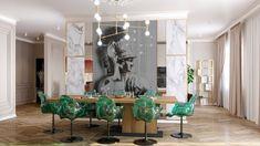 Penthouse modern de lux - Creativ-Interior Interior Projects, Best Interior, Furniture, Luxury Interior, Interior, Modern, Home Decor, Top Interior Designers, Contemporary Furniture