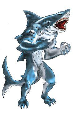 shark chan game