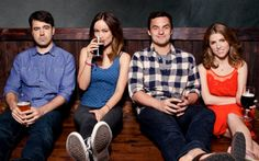 Movie trailer for Drinking Buddies with Jake Johnson and Olivia WIlde