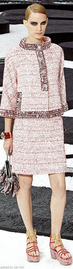 Chanel Spring 2011 RTW