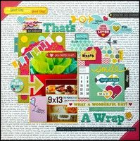 A Project by Lisa Swift from our Scrapbooking Gallery originally submitted 07/22/13 at 06:19 AM
