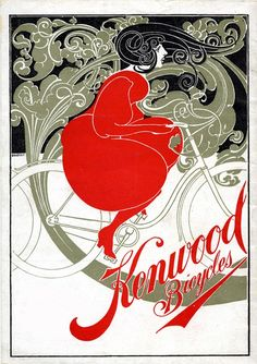 Kenwood Bicycles. USA 1895