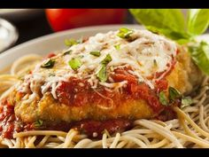 Chicken parma from the pub at crown crown casino chicken parma amazing chicken parmesan recipe lunch recipeoftheday recipes cooking forumfinder Choice Image